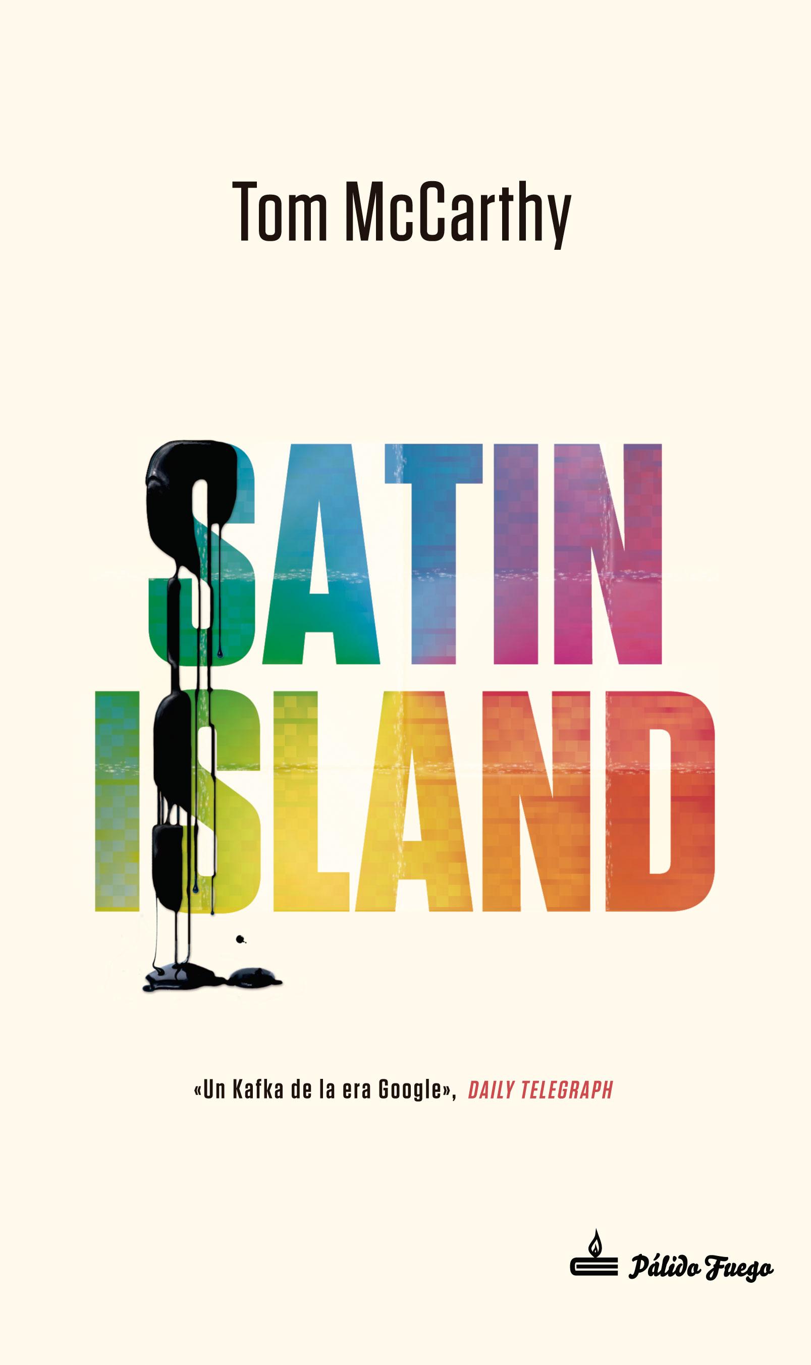 Satin Island - Tom McCarthy